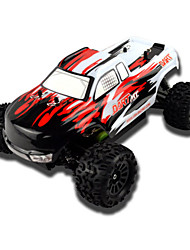 1/18 Scale 4WD escovado Monster Truck