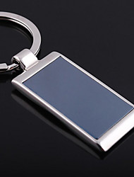 cheap -Personalized Engraved Gift Rectangle Keychain