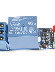 Carte d'extension relais routier module 5V de haut niveau de déclenchement de relais