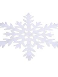 Недорогие -Новое прибытие Снежинка Форма нетканых материалов Placemat
