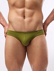 Herren Bikini Art. Smoothy Grün Panties