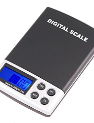 cheap -200g x 0.01g Mini Digital Jewelry Pocket GRAM Scale LCD