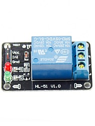 5V Relay Module for (For Arduino) (Works with Official (For Arduino) Boards)