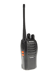 economico -Baiston 400.00-470.MHz 4W VOX torcia elettrica FM Two Way Radio Walkie Talkie Ricetrasmettitore Interphone
