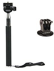 お買い得  -アクセサリー 一脚 取付方法 高品質 ために アクションカメラ Gopro 5 Sport DV プラスチック
