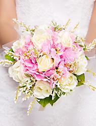 """Недорогие -Свадебные цветы Букеты Свадьба Шелк 11,02""""(около 28см)"""