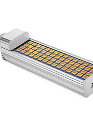 Недорогие -ywxlight® 12w e14 e26 / e27 g24 привело кукурузные огни 60 светодиодов smd 5050 диммируемый теплый белый холодный белый 1200-1300lm ac 85-265v