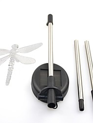 cheap -Solar Color-Changing Dragonfly Garden Stake Light High Quality