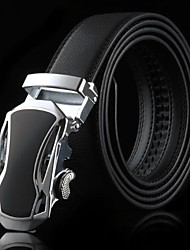 Moda Masculina Couro automático Belt Buckle