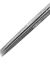 abordables -50PCS/box 15RL Acier inoxydable Tattoo Needle