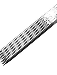 abordables -50PCS/box 13M2 Acier inoxydable Tattoo Needle