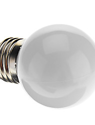 0.5W E26/E27 LED Globe Bulbs G45 7 Dip LED 50 lm Natural White K Decorative AC 220-240 V 1pc