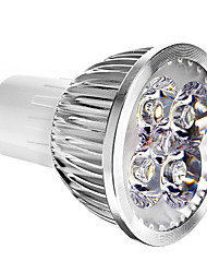 4W GU10 LED Spotlight 4 400 lm Cold White 6000 K AC 85-265 V