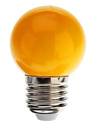 1W E26/E27 Круглые LED лампы G45 7 светодиоды Dip LED 90lm Холодный белый Синий Желтый Зеленый Красный Декоративная AC 220-240