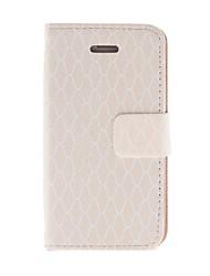preiswerte -Für iPhone X iPhone 8 iPhone 8 Plus Hüllen Cover Handyhülle für das ganze Handy Hülle Hart Kunst-Leder für iPhone X iPhone 8 Plus iPhone