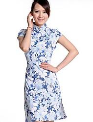 Collar Mulheres Restaurando maneiras antigas Parágrafo Breve O vestido chinês