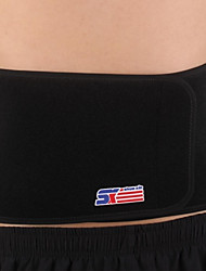 cheap -Lumbar Belt / Lower Back Support Sports Support Breathable Eases pain Fitness Running Rubber Nylon Terylene All Seasons