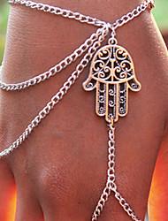 abordables -Femme Glands Charmes pour Bracelets / Bracelets Bagues - Personnalisé, Gland, Européen Bracelet Argent Pour Soirée / Quotidien / Décontracté