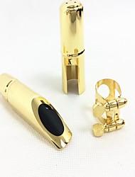 Недорогие -альт-саксофон металлическая труба глава headalto саксофон металлическая труба № 7 (золотой)