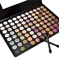 cheap -Pro 88 Warm Color Fashion Eye Shadow Palette Profession Makeup Eyeshadow A 796