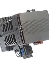 cámara llevada luz de plástico LED-5010a batería 7.4v para grabación de video&cámara
