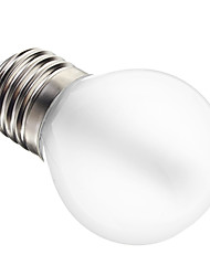 cheap -180-210 lm E26/E27 LED Globe Bulbs G45 25 leds SMD 3014 Decorative Warm White Cold White AC 220-240V