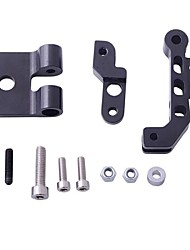 cheap -CNC Aluminum Alloy FPV Monitor Mounting Bracket for DJI in Black