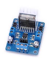 поделки d108057 L298N драйвер двигателя модуль Плата контроллера для шагового двигателя
