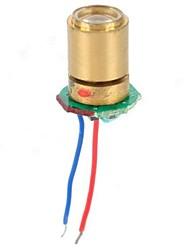 economico -3V Laser Industrial Testa - Golden