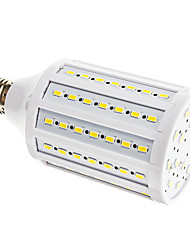 cheap -20W B22 E26/E27 LED Corn Lights T 98 leds SMD 5730 Warm White Cold White 1600lm 3000-3500K AC 220-240V