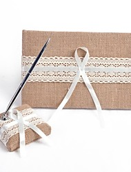 Guest Book and Pens for Wedd...
