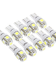 cheap -T10 Car White SMD 5050 4500