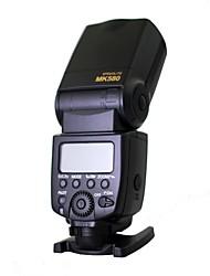 Meike®  MK 580 MK580  E TTL Flash Speedlite for Canon 580EXII EOS 5DII 5DIII 7D 60D 650D 600D 550D 500D 450D 400D 1100D