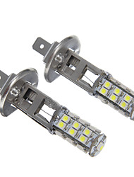 cheap -SO.K H1 Car Light Bulbs 3W W 200lm lm LED Fog Light