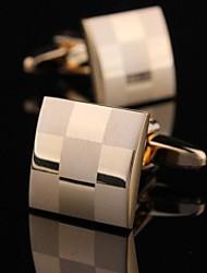 Argola Prendedor de Gravada Clipe de gravata Botões de Punho