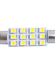 cheap -SO.K Car Light Bulbs 3W W SMD LED lm Interior Lights