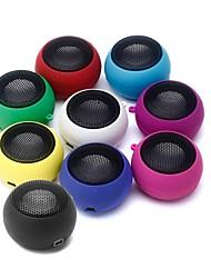 HB-68 Mini Hamburger Portable Sphere Speaker (Assorted Color)