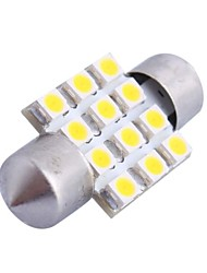 cheap -SO.K 1 Piece Car Light Bulbs 3 W SMD LED Interior Lights