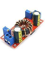 cheap -10A DC Converter Buck 4~30V to 1.2~30V Adjustable Voltage Regulator Power Supply