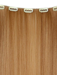 cheap -Human Hair Extensions High Quality Straight Classic Women's Daily