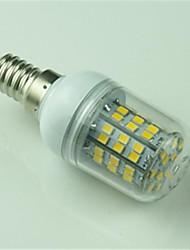 E14 LED a pannocchia T 60 SMD 2835 500 lm Bianco caldo K Decorativo AC 220-240 V
