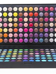 cheap -252 Colors Eyeshadow Palette / Eye Shadow Eye / Face Waterproof / Fashion Long Lasting Daily Makeup / Party Makeup Daily Makeup Cosmetic