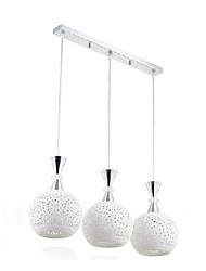 Pendant Light ,  Modern/Contemporary Others Feature for LED Metal Living Room Bedroom Dining Room