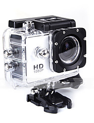 cheap -SJ4000 Sports Action Camera 12 mp 4000 x 3000 Pixel Anti-Shock / Waterproof / All in One 1.5 inch CMOS 32 GB English / French / German 30