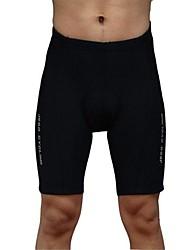 levne -JESOCYCLING Cyklošortky se sedlem Pánské Dámské Unisex Jezdit na kole Kraťasy podšité Kraťasy Spodní část oděvu Cyklistické oblečení