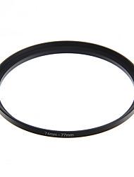 eoscn Umwandlung Ring 74mm bis 77mm