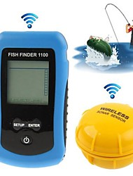 cheap -NEW Wireless Portable Fish Finder Depth Sonar Sounder Alarm Transducer Fishfinder Retail Boxing