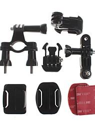 Handlebar Mount Montirati Za Akcija kamere Sve Gopro 5 Gopro 3 Gopro 2 Bicikl ABS Aluminij