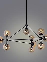 povoljno -Pendant Lights , 10 Light , Simple Modern Artistic MS-86526