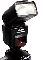 abordables -meike® mk 430 mk430 TTL LCD flash Speedlite para Nikon D7100 D5200 D3100 D600 D300S D800 D3200 D90 D80